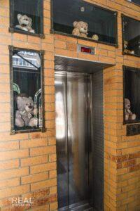 пассажирский лифт в новострое